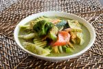 Green Curry Veges